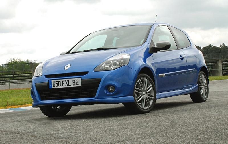 La Renault Clio est la voiture diesel consommant le mois
