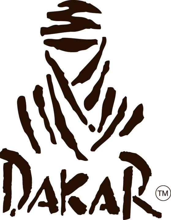 logo, rallye dakar, course