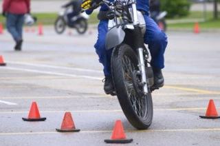Code de la route moto, permis A, test code de la route moto