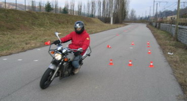 permis A, permis moto, examen pratique, moto école, motard