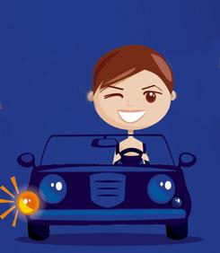 sanef, clignotant, autoroute, sensibilisation, accident