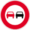 signalisation, dépassement, interdit, permis, code de la route