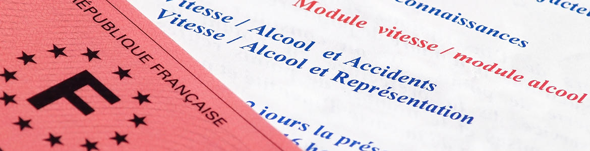 stage recuperation de points permis de conduire